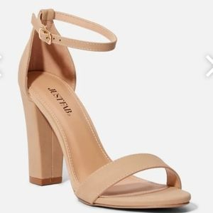 Makemba Block Heeled Sandal